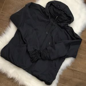 Women's Lululemon Studio Running/Rain Jacket